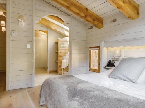 Doppelzimmer Hotel Viñas de Lárrede 4