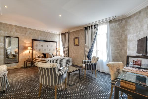 Hotel Villa Lutèce Port Royal