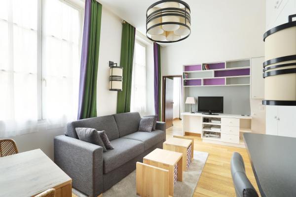 Residence Central Marais