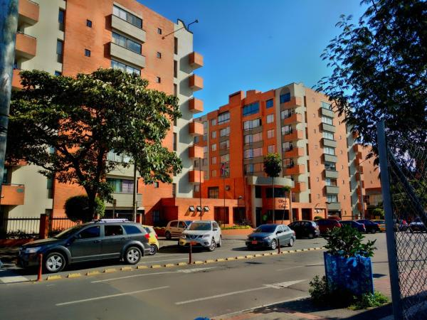 Apartamento amoblado Ciudad Salitre