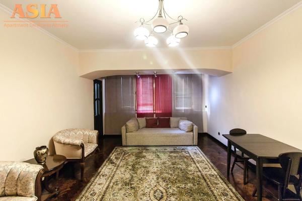 Apartment at Dostyk 36