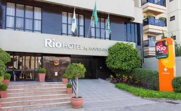 Batel Rio Hotel By Bourbon Curitiba