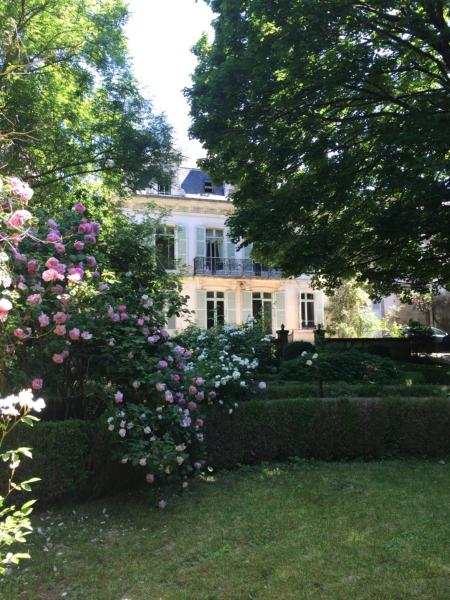 Chambres d\'hôtes à Plaimpied Givaudins