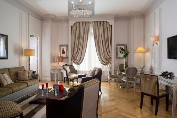 Hotel Majestic Apartments Champs Elysées