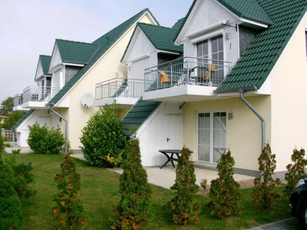 Holiday houses in Mahlzow