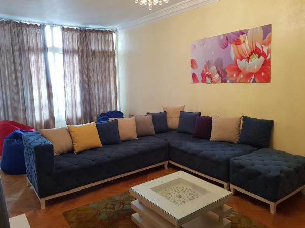 Apartment at Maadi in Badr tower_1
