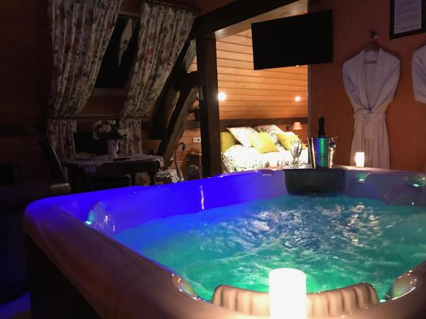Hotel Jacuzzi Spa Ile De France Enredada
