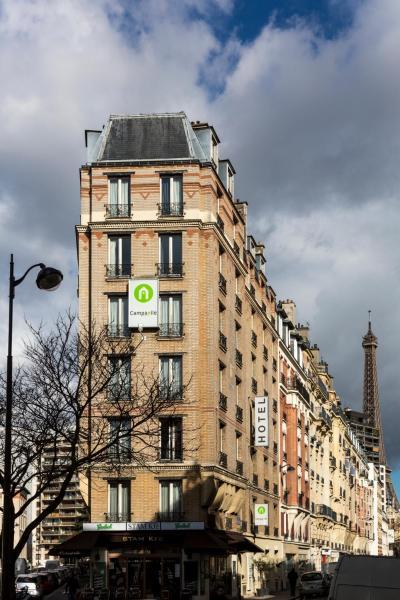 Hotel Campanile Paris 15 - Tour Eiffel