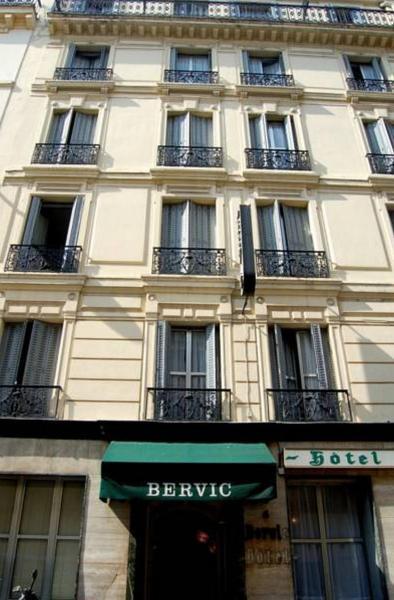 Hotel Bervic Montmartre