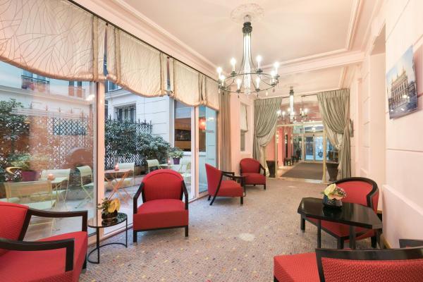 Hôtel Le Cardinal