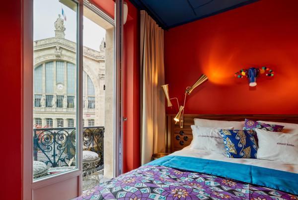 Hôtel 25hours Hotel Paris Terminus Nord