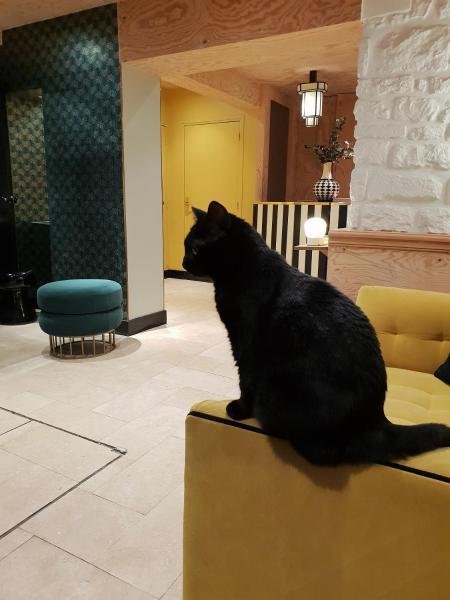 Hotel Denfert Montparnasse