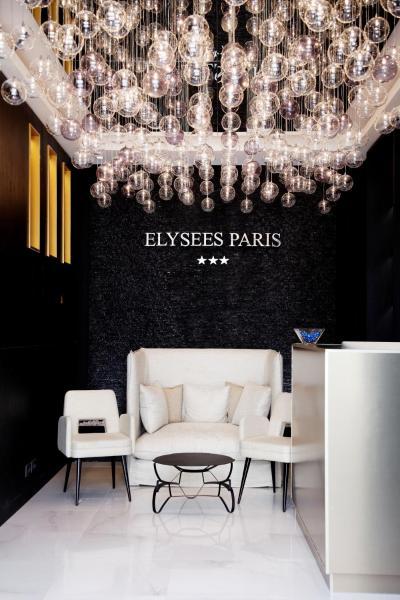 Hotel Élysées Paris