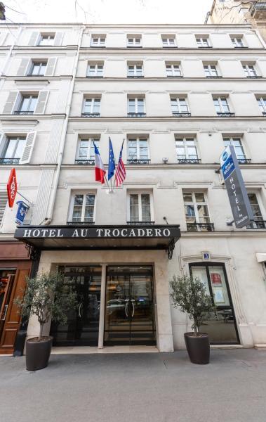 Hotel Best Western Au Trocadéro