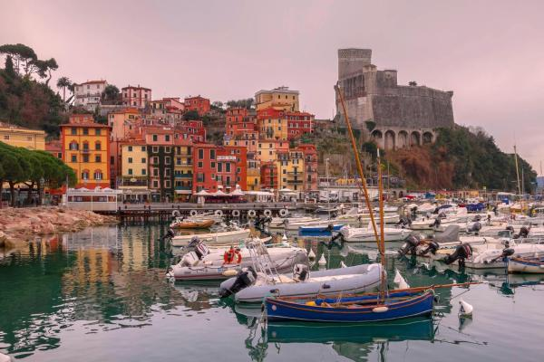 Holiday Houses In Lerici