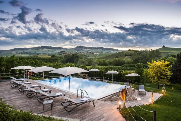 Chambre Hote Barolo Italie