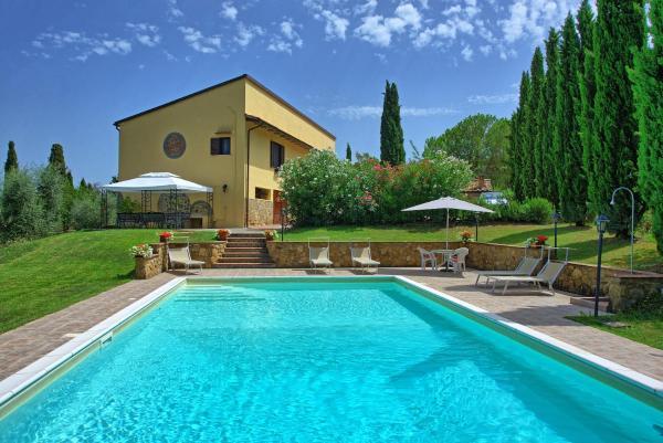 Casas de vacaciones nei Marciano Della Chiana