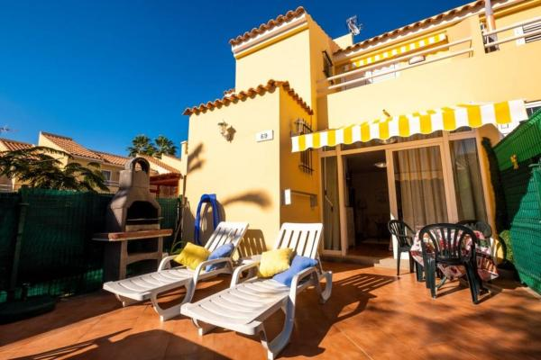 Holiday Houses In Maspalomas Canary Islands And Its