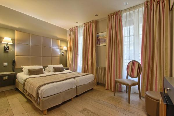 Hotel Villa Margaux Opéra Montmartre