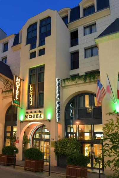 Hotel Opéra Cadet