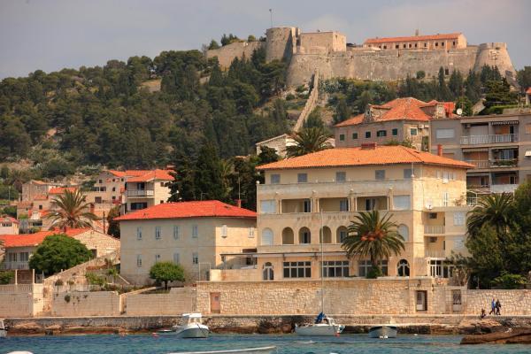 Villa Dalmacija Hvar Hotel