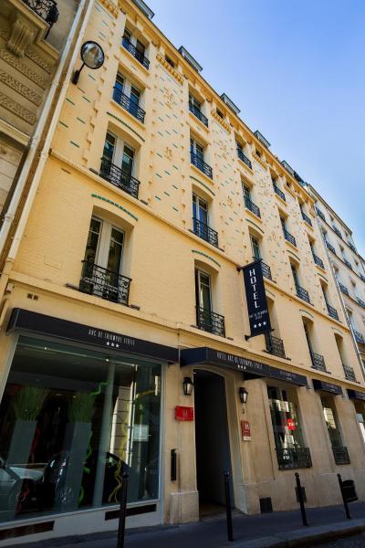 Hotel Arc de Triomphe Étoile
