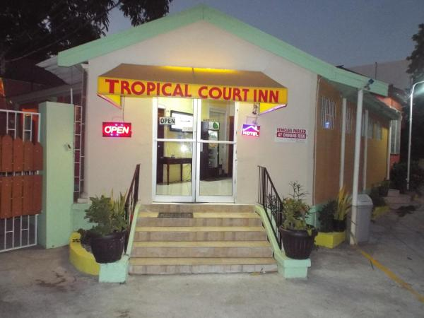 Tropical Court Inn