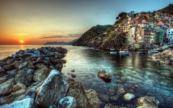 Holiday Houses In Riomaggiore