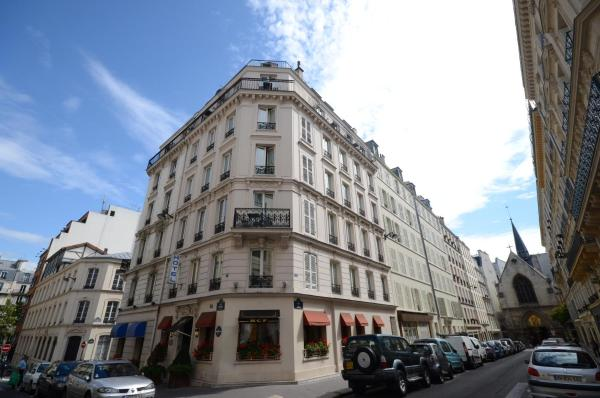 Hotel du Collège de France