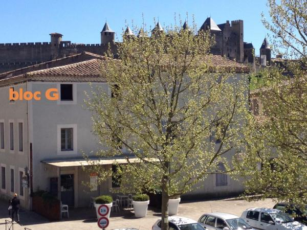 Chambres DHtes  Carcassonne