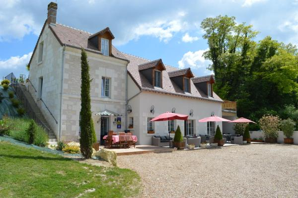 Chambres D'Hôtes À Saint-Aignan