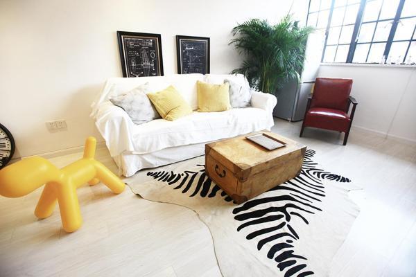 Houchuang Apartment Shanghai Loft Magic Attic
