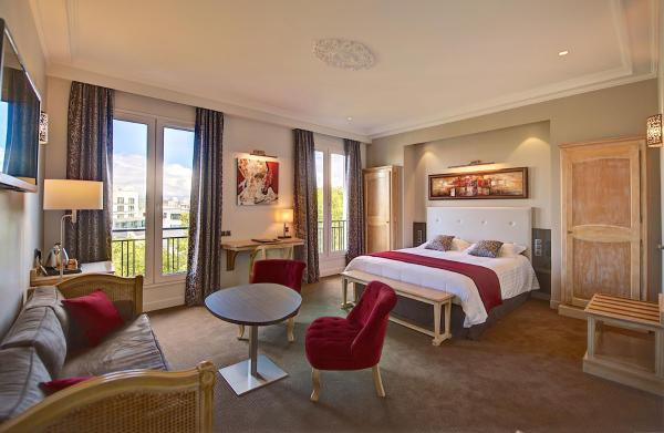Hotel du Midi Paris Montparnasse