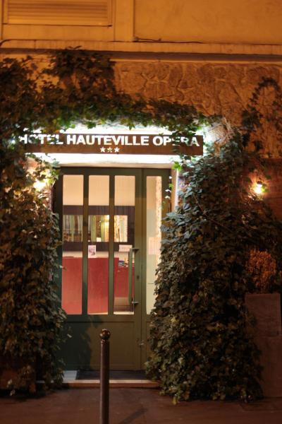 Hotel Hauteville Opéra