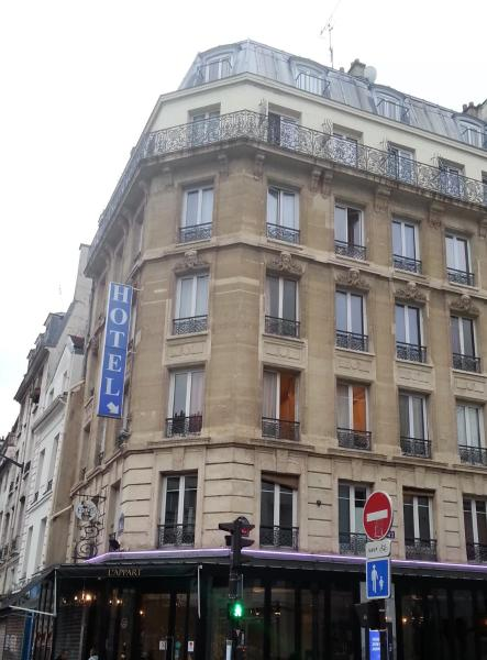 Hotel Hipotel Paris Bastille Saint Antoine