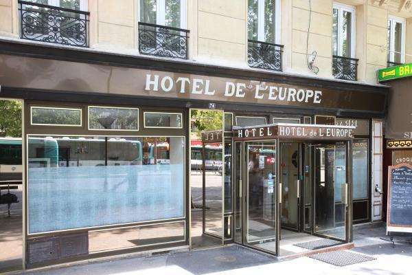 Grand Hotel de l'Europe