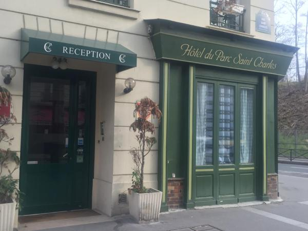 Hotel du Parc Saint-Charles