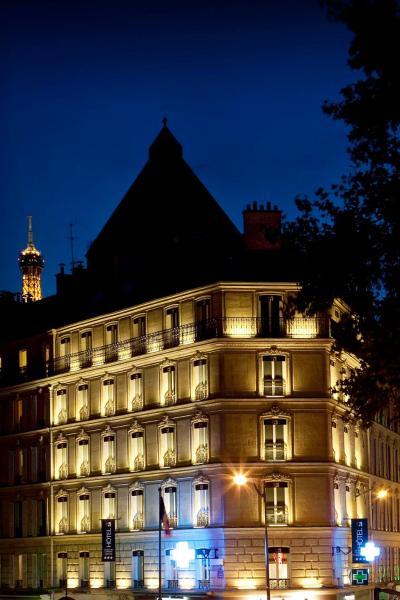 Hotel Marceau Champs-Elysées