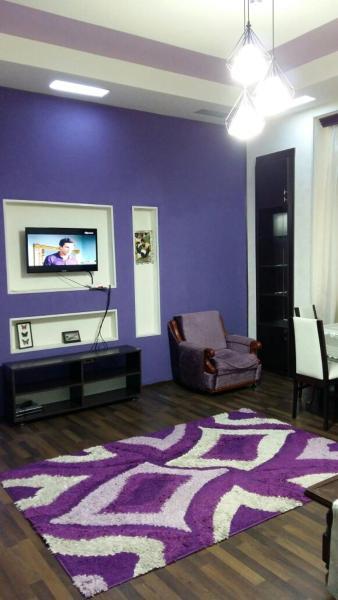 Apartment on Shovkat Alakbarova 11