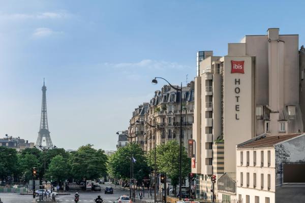 Hotel ibis Paris Gare Montparnasse 15ème