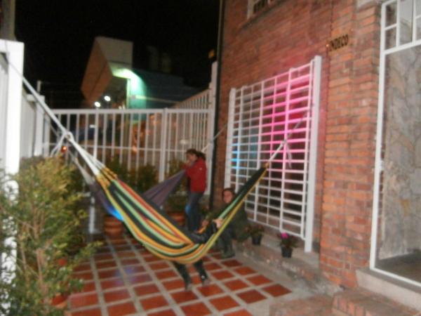 Indeco Hostel