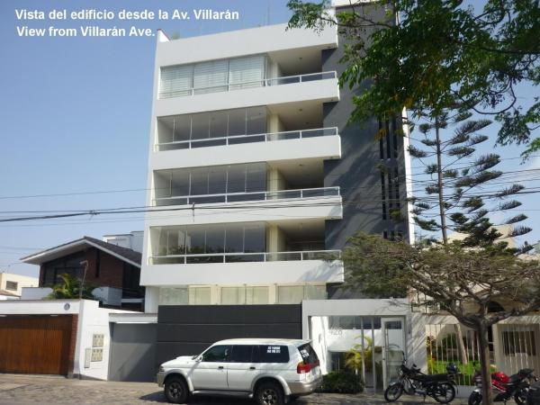 Apartamento De Lujo Miraflores