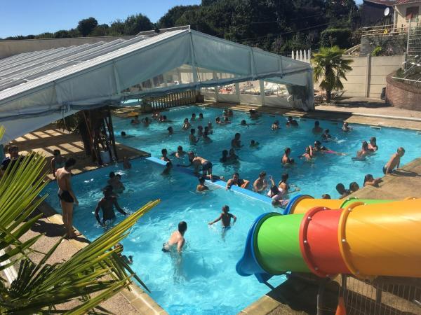 Locations De Vacances Avec Piscine En HautsdeFrance - Hotel mer du nord avec piscine couverte