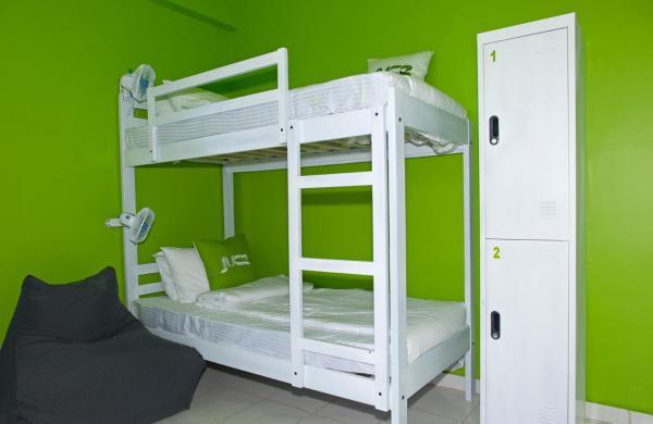 JUCE Dorm