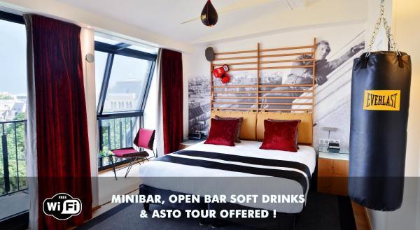 Hotel Le 123 Sébastopol - Astotel