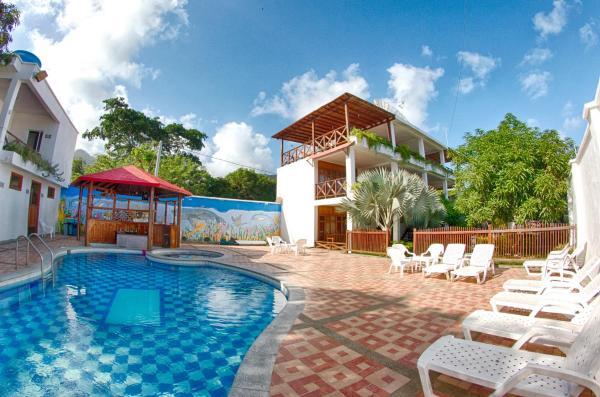 Hotel Bahía Pinorroa