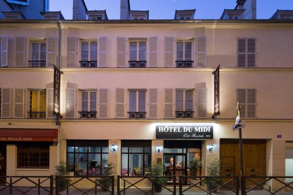 Hotel du Midi Gare de Lyon