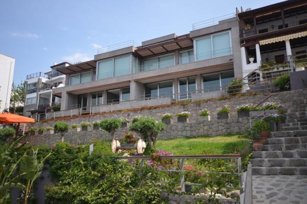 Bodrum Kumbahce Sea View Luxury Apartment