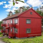 Bergen-fjordview