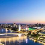 Brisbane City Apartments (tank St)